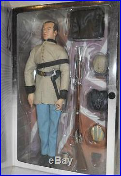 1/6 Sideshow Brotherhood in Arms Civil War Confederate 1st TEXAS Infantry MIB