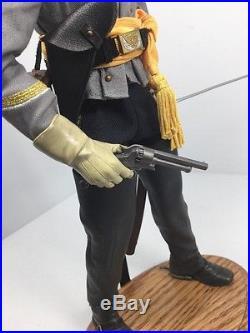 1/6 Sideshow Us CIVIL War Confederate Gen. J. E. B. Stuart C. S. A. Dragon DID Bbi