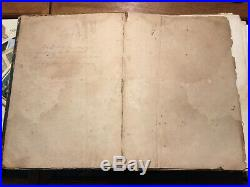 1860s Confederate Civil War -Mary C. Brightly Mobile, AL Sheet Music Book Lot