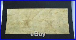 1861 $10 Dollar Bill Confederate States Currency CIVIL War Note Paper Money