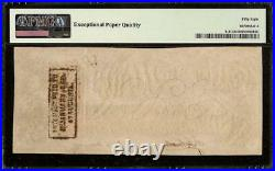 1862 $100 Dollar Confederate States Currency CIVIL War Hoer Note T-41 Pmg 58 Epq