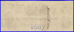 1862 1863 $100 Confederate States Currency CIVIL War Hoer Note Paper Money T-41