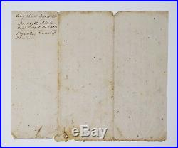 1863 Civil War Letter Confederate 1st SC Captain Seeks Arrest of Deserters