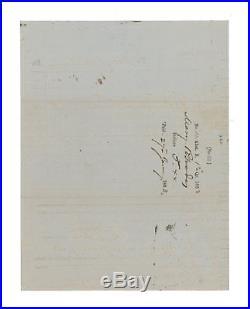 1863 Confederate Civil War Voucher Capt. Wm. Miller, 7th VA Cav Ashby's Cmd