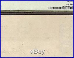 1864 $2 Two Dollar Bill Confederate States Currcency CIVIL War Note Pmg 58 T-70