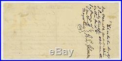 1864 $2300 Confederate States of America IDR Columbia SOUTH CAROLINA CIVIL WAR