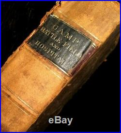 1866 CIVIL WAR History HEROES Union CONFEDERATE Battles CAMP LIFE Leather BOOK