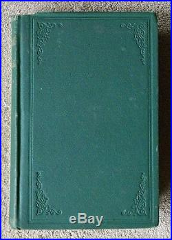 1866 VG 1st Recollections of Henry Allen Watkins Confederate General Civil War