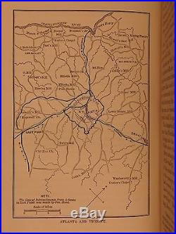 1874 1st ed CONFEDERATE Narrative of General Johnston CIVIL WAR Maps Portraits
