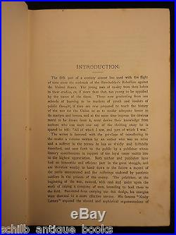 1879 1st ed Civil War Prisoners Andersonville Confederate Prison TORTURE Escape