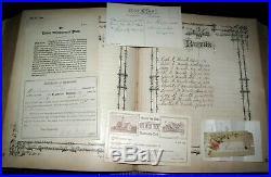 1884 HOLY BIBLE Antique CONFEDERATE Civil War WINDLE FAMILY New Market VA
