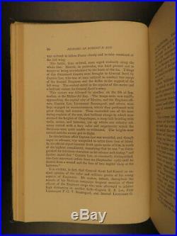 1887 Memoirs of Robert E Lee Civil War Confederate Gettysburg Lincoln MAPS Long