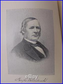 1888 REMINISCES ABRAHAM LINCOLN 1st Ed CONFEDERATE Civil War VTG Rare ARMY