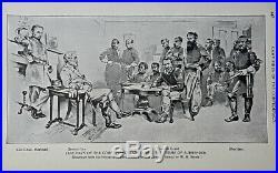 1899 CONFEDERATE HISTORY Civil War C. S. A. Southern CONFEDERACY American CSA v US