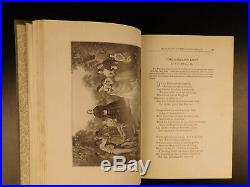 1904 1ed Civil War Songs Poems Confederate Union American Illustrated Lincoln