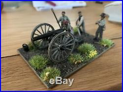 28mm Perry ACW Confederate American civil war infantry Painted Mega Bundle