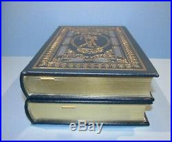 2V Easton Press RISE AND FALL OF THE CONFEDERATE GOVERNMENT DAVIS CIVIL WAR LEE