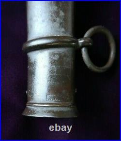 American CIVIL War Confederate North Carolina Dragoon Sword Dated 1837 One Of 20