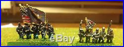 American Civil War Union & Confederate Armies (10mm 2000+ Painted Miniatures)