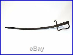 Antique 1796 English Cavalry/Confederate Civil War Sword