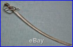 Antique American Civil War Cavalry Sword Sabre Confederate