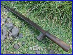 Antique American Civil War Confederate Bowie Knife