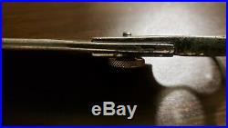 Antique CIVIL War Era Union Or Confederate Amputation Bone Saw Medical Tool Fl