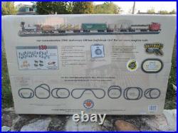 BACHMANN HO CIVIL WAR 150th ANNIVERSARY CONFEDERATE TRAIN SET FACTORY SEALED NIB