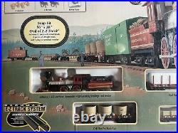 Bachman HO Civil War Confederate Train Set