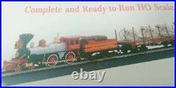 Bachmann Civil War 150th anniversary Confederate Train Set #00709