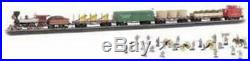 Bachmann HO Civil War Confederate Train Set 00709 NIB Bachman H-O NEW
