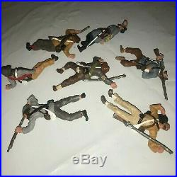 Barzso American Civil War Confederate Casualties Resin figures 1/32 PRO PAINTED