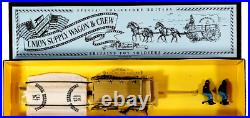Britains 8870 American Civil War Confederate Supply Wagon & Crew
