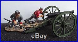 Britains Civil War 17393 Confederate Cannon Set