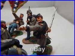 Britains Lone Star American Civil War 17016 + Confederate Add On Set 17104