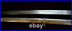 CIVIL War Carried By Confederate Officer Eagle Head Sword Possibly Griswald