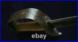 CIVIL War Confederate 1860 Pattern Cavalry Sword With D Guard Bowie Style