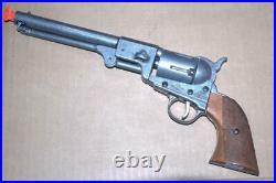 CIVIL War Confederate Griswold Army Revolver Denix Full Size Replica Den 1083g