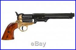 CIVIL War Confederate Griswold Army Revolver Denix Full Size Replica Den 1083l