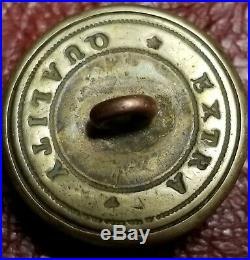 CIVIL War Confederate Virginia Coat Button Extra Quality