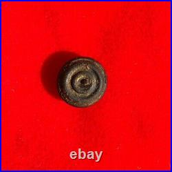 CIVIL War Dug Confederate Mississippi Militia Coat Button