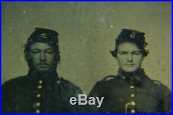 CIVIL War Photograph Andersonville CIVIL War ID Soldiers Confederate Union