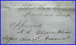 CIVIL War South Carolina Charleston Confederate Arsenal Furlough