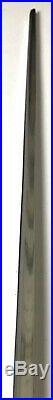 CIVIL War Us Confederate Union M1853 Enfield Rifle Musket Bayonet & Scabbard