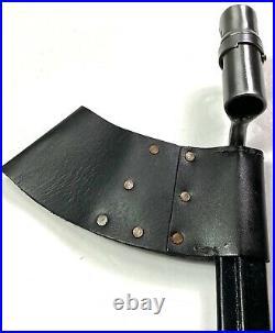 CIVIL War Us Confederate Union Springfield Musket Bayonet, Scabbard & Frog