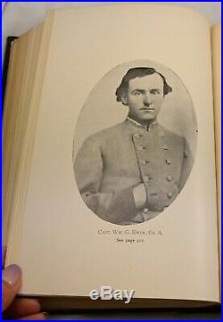 CONFEDERATE HISTORY OF THE TWENTIETH TENNESSEE REGIMENT Civil War 1904 1st Ed
