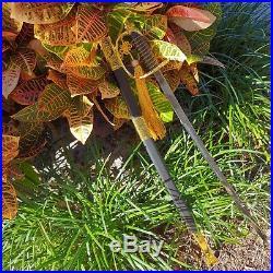 CSA Cavalry Confederate Saber Civil War Stonewall Jackson Officer Sword Replica