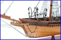 CSS Alabama Wooden Steam Tall Ship Model 32 Civil War Confederate Raider New