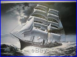 CSS Sumter, by James Thomas Neumann The First Confederate Raider Civil War Print