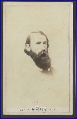 Civil War CDV Confederate General A P Hill KIA
